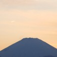 aeroplane avove Fuji