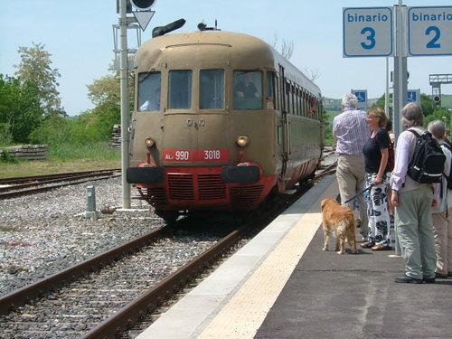 treno natura